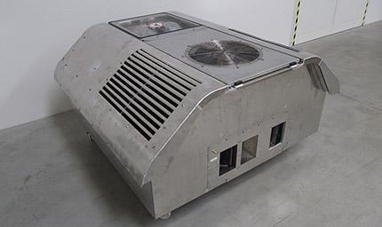 Klimatizace do rychlovlaků