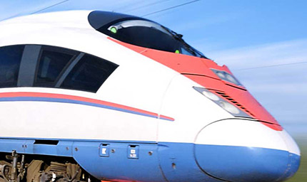 Air-conditioning for high-speed trains