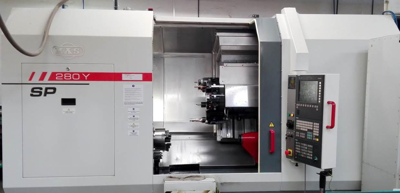 CNC soustruh MAS SP 280Y